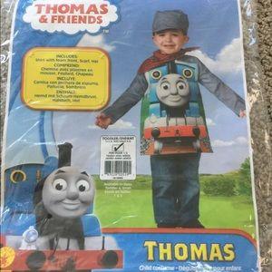 Toddler Thomas costume